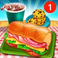 Cook It! Cooking Games Craze Free Food Games apk mod