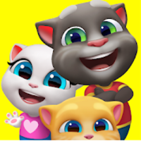 My Talking Tom Friends apk mod