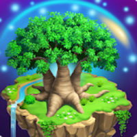 Evergreen - Space Gardens Idle Game apk mod