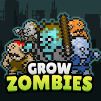 Grow Zombie inc - Merge Zombies mod apk