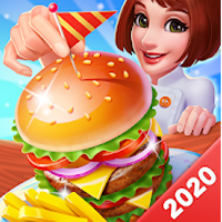 My Restaurant Crazy Cooking Madness Game mod apk