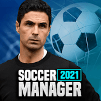 Soccer Manager 2021 - Football manager game mod apk