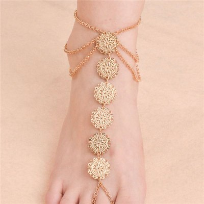 Foot Jewelry Anklets 1 Piece