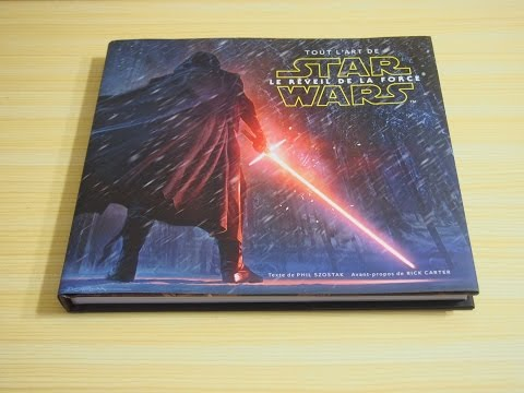 artbook star wars 7