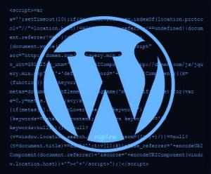 Уязвимость WordPress. Как защитить сайт от заражения вредоносным js-скриптом с внешней ссылкой