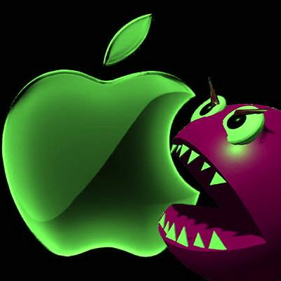 И на хитрый Apple Mac нашёлся вирус «с резьбой»