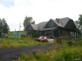 Дома в посёлке