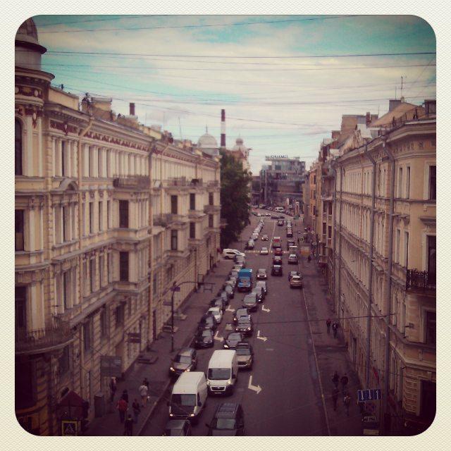 СПб. Исполкомская улица
