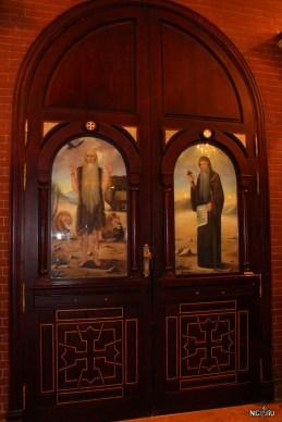 Ещё красивая дверь