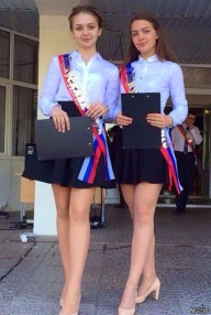 14 выпускницы 2016