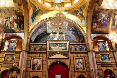 Некоторое сходство с нашими православными храмами всё же имеется