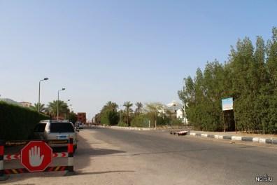 Улица в Шарме