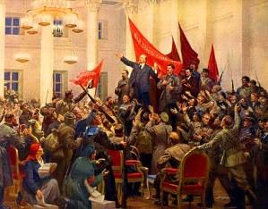 Наша революция — Эдуард Лимонов о Великой Октябрьской Социалистической Революции