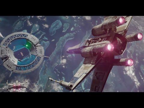 Четвёртый трейлер к фильму «Изгой-один: Звёздные Войны. Истории.»
