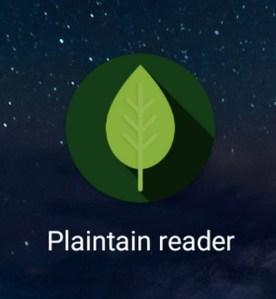 Полезное приложение для проверки баланса на проездном с помощью смартфона: Plaintain reader