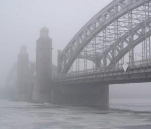 Найденная аудиокассета: Черный Лукич и Большеохтинский мост
