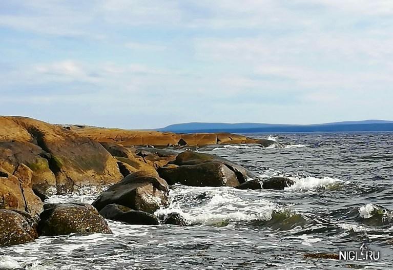 Кольский полуостров. Умба. Белое море