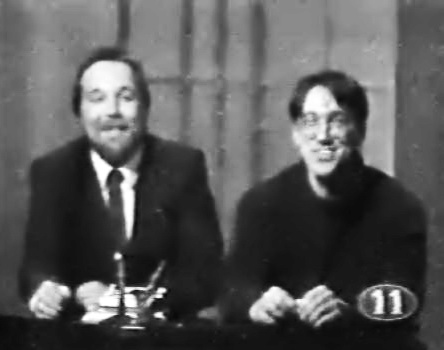 Курёхин и Дугин в «Вавилоне» 1995 года. Видео