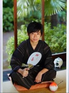 8月: 三四郎・小宮さん