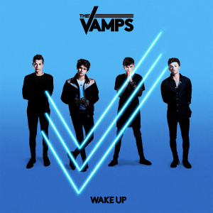 """The Vamps """"Wake Up"""" 2015.11.27. リリース"""