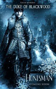 『スノー・ホワイト』で、ブラックウッド公爵を演じるコリン 典拠: pinterest.com