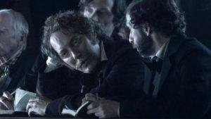 映画『リンカーン』に出演中のジェームズ・スペイダー 典拠: Hollywood Reporter
