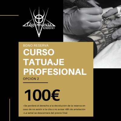 curso tatuaje profesional (opción 2) - nigromancia - tatuajes en valencia