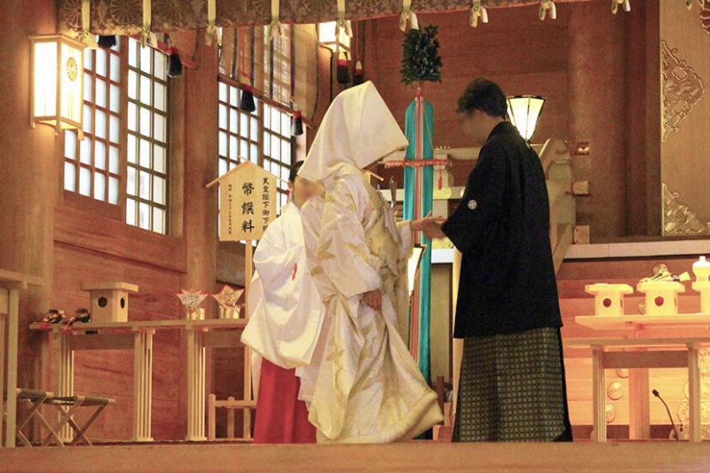 押さえておきたい神前式の準備と挙式の流れ | 日本の結婚式