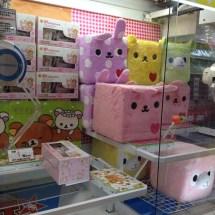 Japanische Kran-Spiel Maschinen
