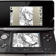 Nintendo 3DS Programm um eigene Manga's zu erstellen