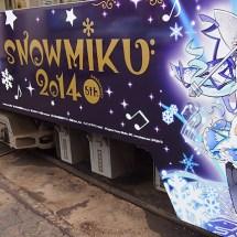 Snow Miku 2014 Festival Video veröffentlicht