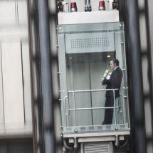 Aufzug-Weltrekord: Mehr als zwei Stockwerke pro Sekunde