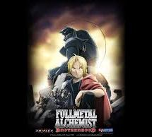 Full Metal Alchemist-Brotherhood lizensiert