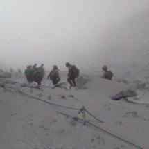 16 Wanderer am Vulkan Ontake sind noch vermisst