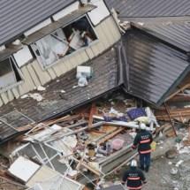 Nach Beben in Japan viele Verletzte