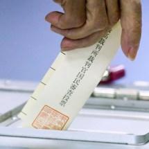 Parlamentswahl in Japan