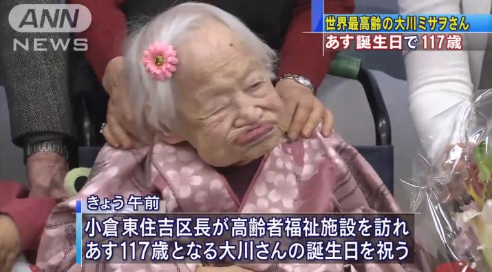 Altester Mensch der Welt 2