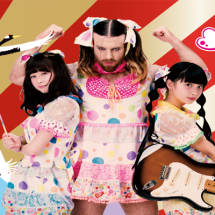 "Idol Gruppe ""LADY BABY"" rockt Japan mit ihren Musik Video 'Nippon Manju'"