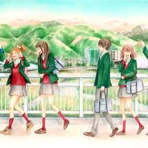 Orange Manga von Ichigo Takano neigt sich dem Ende