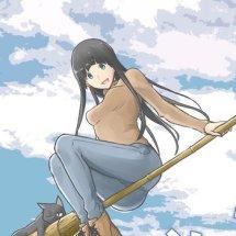 Der Manga Flying Witch bekommt einen Anime!