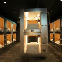 Japans coolste Kapsell Hotels