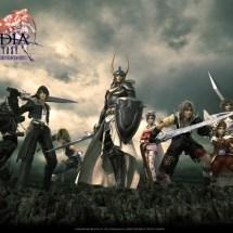 Dissidia Final Fantasy: Neuer Trailer stellt spielbare Charaktere vor!