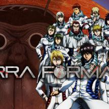 Terra Formars Revenge Anime TV Premiere im April 2016