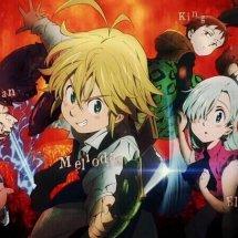 Neuer Spin-off Manga für Seven Deadly Sins
