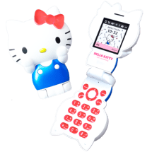 Das offizielle Hello Kitty-Handy