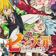 Seven Deadly Sins erhält im August 4-wöchiges TV-Anime-Special mit brandneuer Geschichte