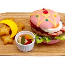 Der Unvermeidliche Sailor Moon Hamburger