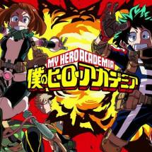 "2. Staffel des Anime ""My Hero Academia"" startet am 25. März!"
