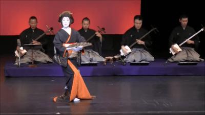 """Nakamura Narumi Dance:  """"Kyou No Shiki"""" photo: Steeve Inagaki"""
