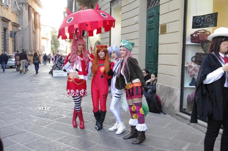 Lucca Comics and Games 2013.